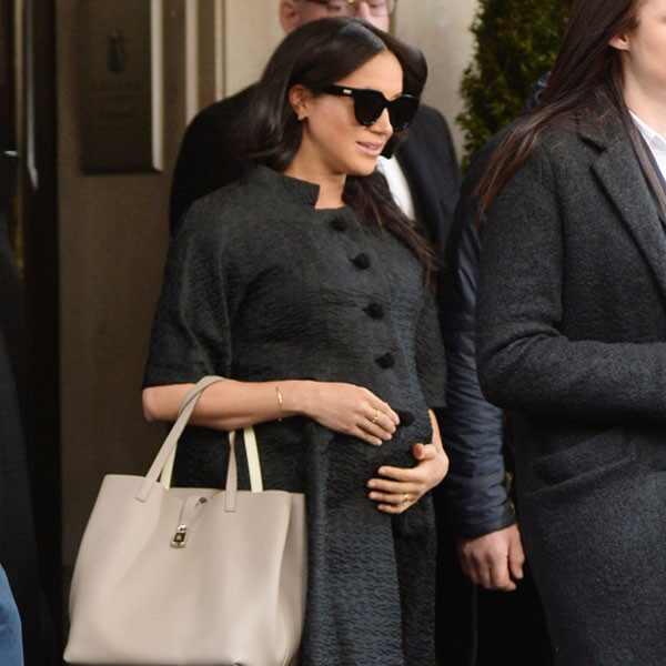 Meghan Markle, Baby Shower